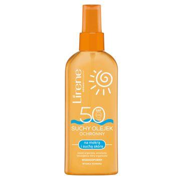 Lirene Sun suchy olejek ochronny SPF50 (150 ml)