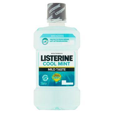 Listerine Cool Mint Mild Taste płyn do płukania jamy ustnej 250 ml