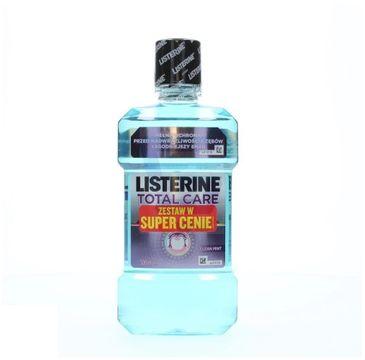 Listerine Total Care płyn do płukania jamy ustnej 2x500ml