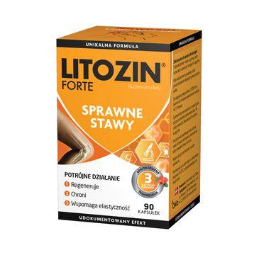 Litozin Forte sprawne stawy suplement diety (90 kapsułek)