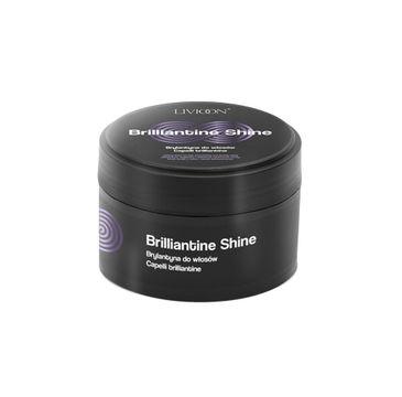 Livioon Brilliantine Shine - brylantyna do włosów 80 g