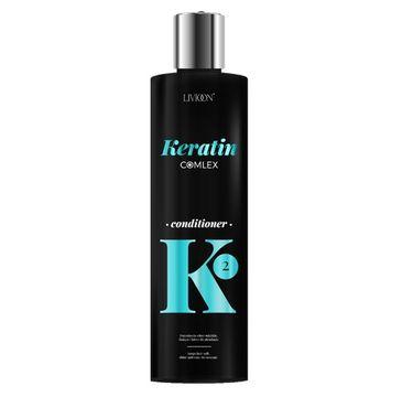 Livioon Keratin Complex Conditioner odżywka do włosów z kompleksem keratynowym (250 ml)