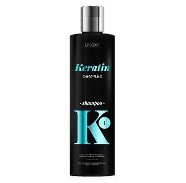 Livioon Keratin Complex Shampoo - szampon do włosów z kompleksem keratynowym 250 ml