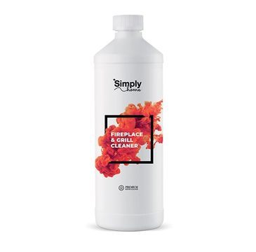 Livioon Simply Fireplace & Grill Cleaner - profesjonalny płyn do czyszczenia kominków i grilli 500 ml