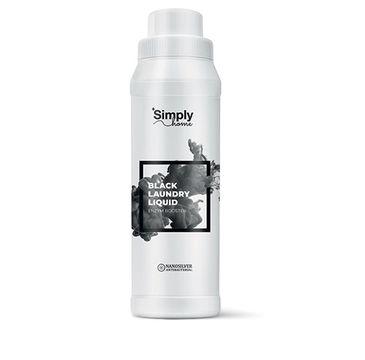 Livioon Simply Home Black Laundry Liquid - skoncentrowany płyn do prania czarnych i ciemnych tkanin 500 ml