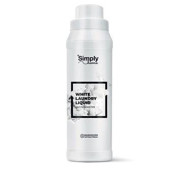Livioon Simply Home White Laundry Liquid - skoncentrowany płyn do prania białych tkanin 500 ml