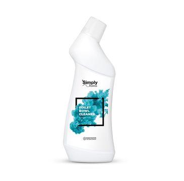Livioon Simply Toilet Bowl Cleaner - profesjonalny płyn do mycia toalety 750 ml