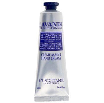 L'Occitane Hand Cream krem do rąk Lavande (30 ml)