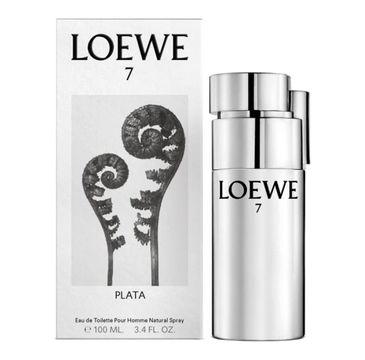 Loewe 7 Plata Pour Homme woda toaletowa spray (100 ml)