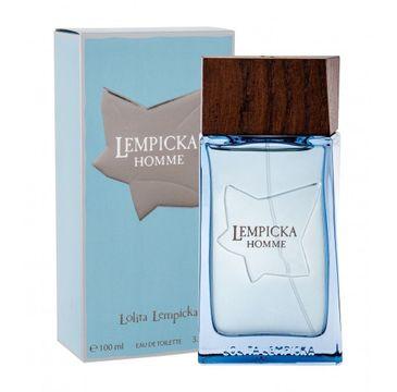 Lolita Lempicka Lempicka Homme woda toaletowa spray 100ml