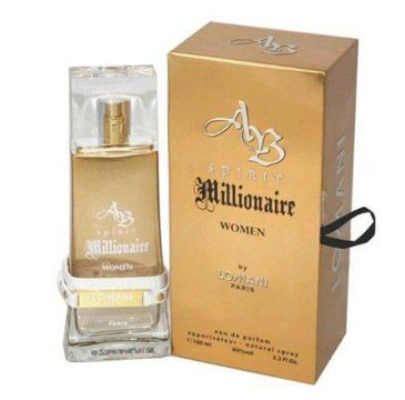 Lomani Ab Spirit Millionaire Women woda perfumowana spray (100 ml)