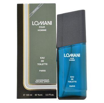 Lomani Pour Homme woda toaletowa spray (100 ml)