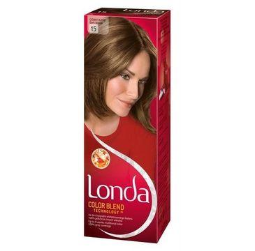 Londa color Cream Farba do włosów nr 15 ciemny blond 110 ml