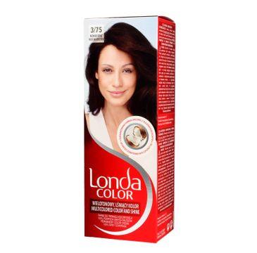 Londa Color farba do włosów Cream 3/75 Mokka brąz