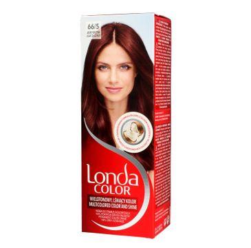 Londa Color farba do włosów Cream 66/5 Jasny kasztan