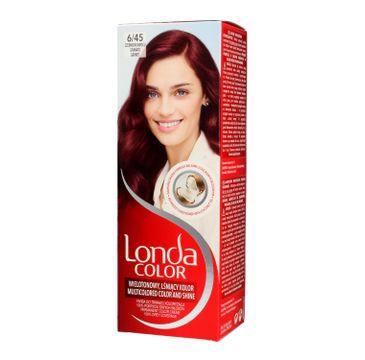 Londa Color farba do włosów Cream 6/45 Czerwień owoc granatu