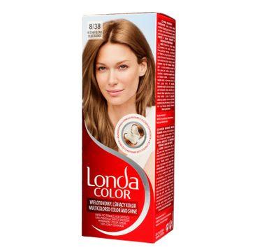 Londa Color farba do włosów Cream 8/38 Beżowy blond