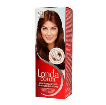 Londacolor Cream Farba do włosów nr 6/73 Czekolada  1 op.