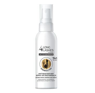 Long4Lashes Accessories antybakteryjny spray do dezynfekcji akcesoriów kosmetycznych (50 ml)