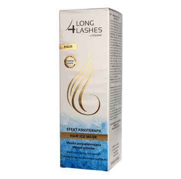 Long 4 Lashes Efekt Krioterapii Maska przyspieszająca wzrost włosów 200 ml