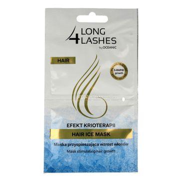 Long 4 Lashes Efekt Krioterapii Maska przyspieszająca wzrost włosów 6 ml x 2