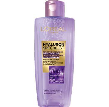 L'Oreal – Płyn micelarny Hyaluron Specialist (200 ml)