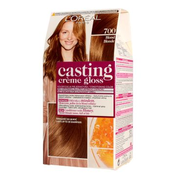 L'Oreal Casting Creme Gloss – krem koloryzujący nr 700 Blond (1 op.)