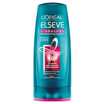 L'Oreal Paris Elseve Fibralogy odżywka do włosów Ekspansja Gęstości (200 ml)