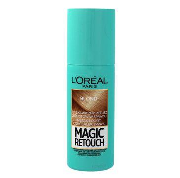 L鈥橭real Magic Retouch spray do odrost贸w nr 5 Blond (75 ml)