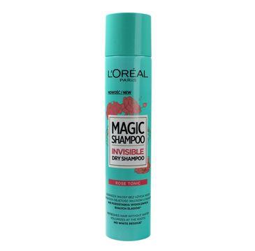 L'Oreal Magic Shampoo suchy szampon do w艂os贸w Rose Tonic (200 ml)