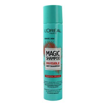 L'Oreal Magic Shampoo suchy szampon do włosów Tropical Splash (200 ml)