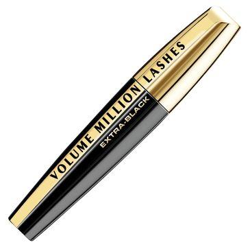 L'Oreal Mascara Volume Million Lashes tusz do rzęs Extra Black (9 ml)