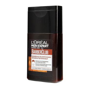 L'oreal Men Expert Barber Club - balsam po goleniu regenerujący (125 ml)