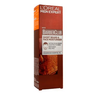 L'Oreal Men Expert Barber Club żel nawilżający do krótkiej brody i skóry 50 ml