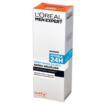 L'Oreal Men Expert Hydra 24h krem nawilżający skóra wrażliwa (50 ml)