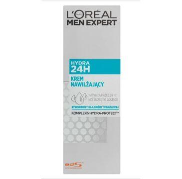 L'Oreal Men Expert Hydra 24h krem do skóry wrażliwej nawilżający