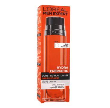 L'Oreal Men Expert Hydra Energetic nawilżający żel do cery zmęczonej (50 ml)