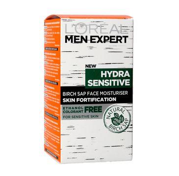 L'Oreal Men Expert Hydra Sensitive (krem nawilżający do skóry wrażliwej 50 ml)