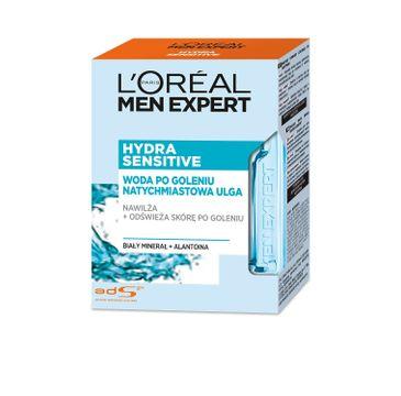 L'Oreal Men Expert Hydra Sensitive woda po goleniu (100 ml)