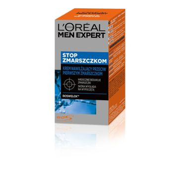 L'Oreal Men Expert Stop Zmarszczkom 35+ krem nawilżający dla mężczyzn 50 ml