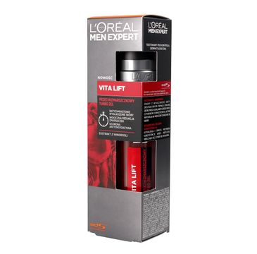 L'Oreal Men Expert Vita Lift (turbo żel przeciwzmarszczkowy 50 ml)