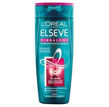 L'Oreal Paris Elseve Fibralogy – szampon do włosów pozbawionych gęstości (400 ml)