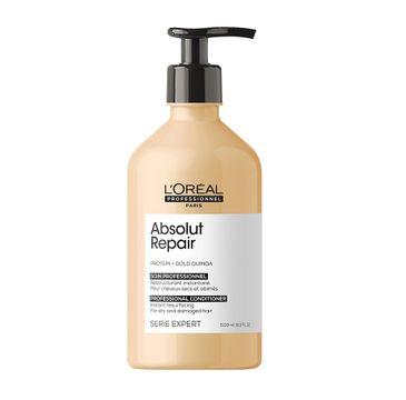 L'Oreal Professionnel Serie Expert Absolut Repair Conditioner regenerująca odżywka do włosów zniszczonych (500 ml)