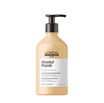 L'Oreal Professionnel Serie Expert Absolut Repair Shampoo regenerujący szampon do włosów zniszczonych (500 ml)