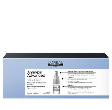 L'Oreal Professionnel Serie Expert Aminexil Advanced zaawansowana kuracja przeciw wypadaniu włosów (42 x6 ml)