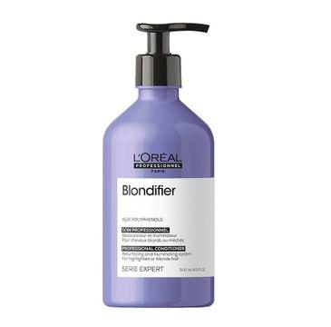 L'Oreal Professionnel Serie Expert Blondifier Conditioner odżywka do włosów blond (500 ml)