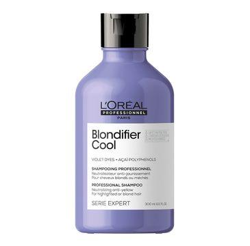 L'Oreal Professionnel Serie Expert Blondifier Cool Shampoo szampon do włosów dla chłodnych odcieni blond (300 ml)