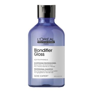 L'Oreal Professionnel Serie Expert Blondifier Gloss Shampoo szampon nabłyszczający do włosów blond (300 ml)