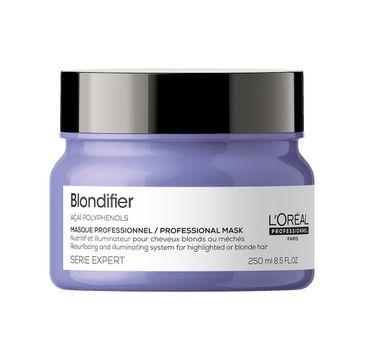 L'Oreal Professionnel Serie Expert Blondifier Mask maska do włosów blond (250 ml)