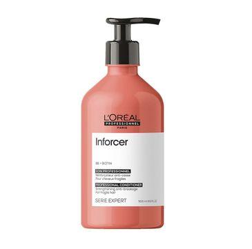 L'Oreal Professionnel Serie Expert Inforcer Conditioner wzmacniająca odżywka do włosów łamliwych i zniszczonych (500 ml)